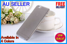 iPhone 6/ 6S Case Cover Ultra Thin Matte Surface Design Blue White Black Grey
