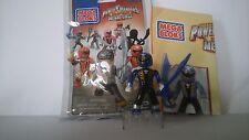 Mega Bloks Power Rangers Super Megaforce Series 2 Figure ,