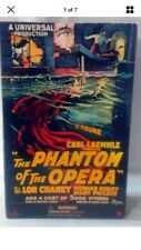 SIDESHOW COLLECTIBLES UNIVERSAL STUDIOS MONSTERS PHANTOM OF THE OPERA LON CHANEY