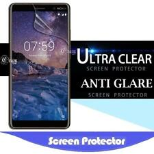 Clear & Matte Screen Protector Guard Film For Nokia 1 3 5 6 8 | 6.1 2018 7 Plus