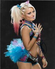 Autographed Alexa Bliss signed WWE 8x10 Photo Original
