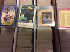 1981 1982 1983 1984 1985 1986 1987 1988 Fleer Complete Your Set You Pick 10 Lot