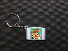 Banjo-Tooie 3D CARTRIDGE KEYCHAIN Nintendo 64 N64 collectible