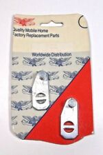 """US Hardware 1/2"""" Window Torque Bar Arms for Mobile Home & RV #WP-0613C"""