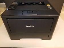 Brother HL-5470DW Printer Excellent Only 2190 PRINTS Original Toner