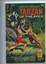 TARZAN #184 HIGHER GRADE CLASSIC BATTLE COVER GEM