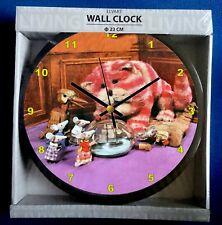 Bagpuss wall clock