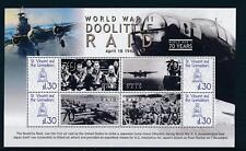 [81131] St. Vincent & Gren. 2009 Second World war Doolittle Raid Sheet MNH