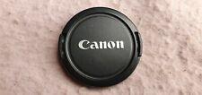 Genuine Canon Lens Cap E-58 mm   -  58 mm Cannon Lens Cap