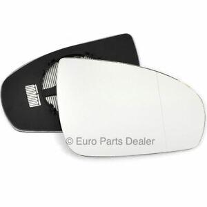 Wing door Mirror Glass Driver side Mercedes CLS FL W219 09-10 Heated Blind Spot