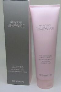 Mary Kay TimeWise Age Minimize 3D 4-in-1  Cleanser Combination Oily