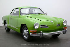 1972 Volkswagen Karmann Ghia Coupe