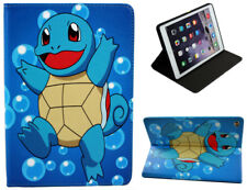 "Para Apple iPad Pro 12.9"" Pokemon Squirtle Anime Dibujos animados Funda inteligente de arena"