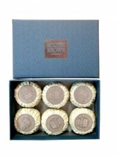 """Exclusive Molton Brown Scented """"ULTRA PURE MILK SOAP"""" 6x50g Soaps Boxed GiftSets"""