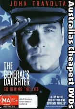 The General's Daughter DVD NEW, FREE POSTAGE WITHIN  AUSTRALIA  REGION 4