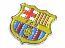 More details for fc barcelona crest pin badge