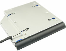 For HP EliteBook 8440w 8530w 8540w 8730w 8740w 2nd HDD SSD hard drive Caddy