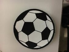 Iron on Patch - Soccer Ball