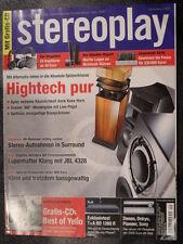 Stereoplay 01/2010 Zeitschrift 01 / 2010