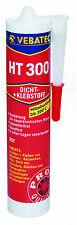 TOP PREIS Vebatec - Silikon Dichtstoff HT 300 rot  hitzebeständig