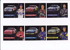 2012 Redline PERFORMANCE DRIVEN #PD7 Brad Keselowski BV$2.50!!!