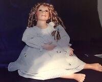 "Master Piece Gallery ""Christina"", 1999 Porcelain Doll by Pamela Erff NIB **SALE*"