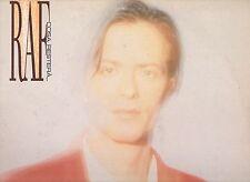 RAF disco LP 33 giri MADE in ITALY 1989 COSA RESTERA'... stampa ITALIANA + INNER