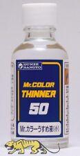 El Sr. color thinner 50ml-Mr. hobby/Gunze Sangyo t101 - 5,90 euros/100ml