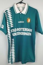 Football Shirt: FEYENOORD 1994/95 ADIDAS Away OFFICIAL M USED