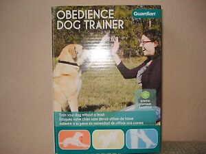 Guardian Obedience Dog Trainer *** Brand NEW in Box ***