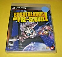 Borderlands The Pre-Sequel - Sony PlayStation 3 PS3 - New Y-Fold Factory Sealed