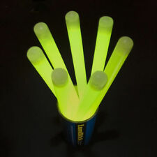 "New 12"" JUMBO Thick Glow Sticks Lights for Party GREEN"