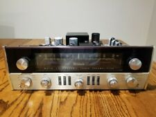 McIntosh Mx-110 Tube Preamplifier Z Series Serial Number Serviced In 