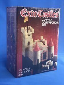 VIntage Exin Castles DISCONTINUED Set 0199 - MINT SEALED