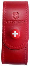 Victorinox Case Belt For Knives Suisses 3 19/32in Of 6 With 14 Pieces 4.0520.1