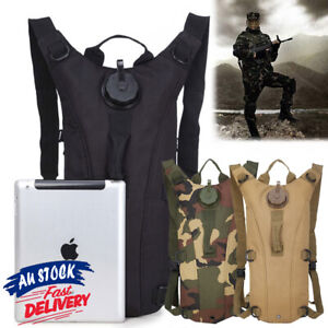 3L Backpack Hydration Pack Camping Bladder Camelbak Water Tactical System Bag