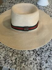 Authentic Gucci Floppy Hat