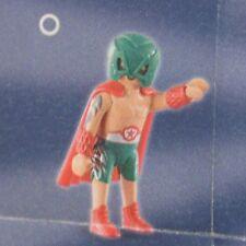 PLAYMOBIL 9443 Figures Boys Serie 14, Wrestler Ringer Maske Umhang  # 5 NEU