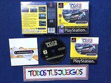 Toca 2 Touring Cars Playstation Play Station  Playstation BUENA CONDICION