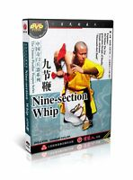 9 section Whip DVD - The Chinese Peculiar Weapon Series by Shi Debiao