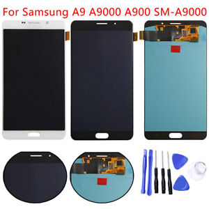 For Samsung Galaxy A9 2016 A9000 LCD Display Touch Screen Digitizer Replace