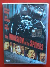 film horror dvd the invasion of the spiders stephanie niznik greg cromer orrore