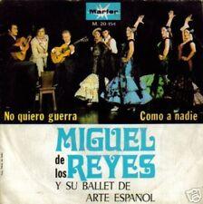 MIGUEL DE LOS REYES Y SU BALLET DE ARTE ESPAÑOL-NO