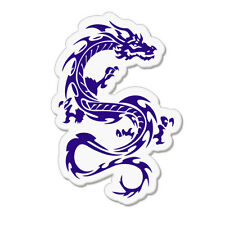 "Blue Dragon Tattoo Styling car bumper sticker decal 5"" x 4"""