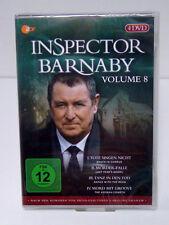 DVD Inspector Barnaby Volume 8 NEU & OVP