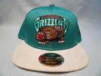 New Era 9Fifty Vancouver Grizzlies Heather Mesh Snapback BRAND NEW hat cap NBA