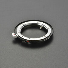 LEINOX AI(G)-EOS Adapter for Nikon G/D/AIS Lens to Canon EOS Body with Aperture