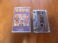 The Florida Boys LIVE 1991 Cassette Tape
