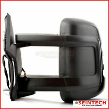Fiat Ducato Full Door Wing Mirror ELECTRIC HEATED Long Arm Left N/S 2006 On UK