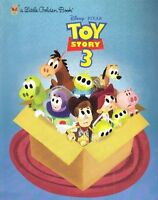 Toy Story 3 (Disney/Pixar Toy Story 3) (Little Golden Book) by Annie Auerbach